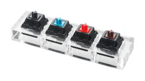 types of keyboard switches
