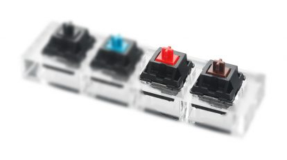 red vs brown keyboard switches